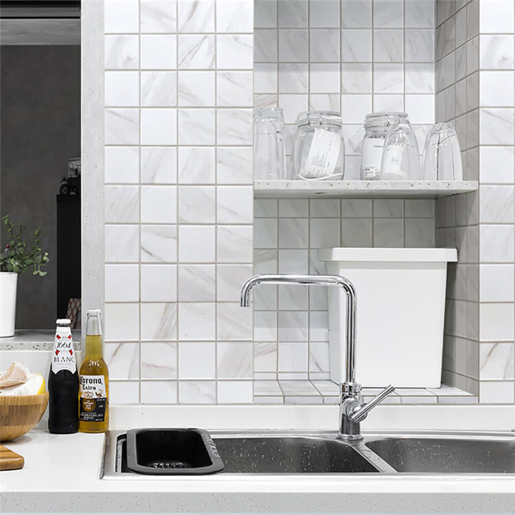 white square mosaic chip kitchen backsplash.jpg