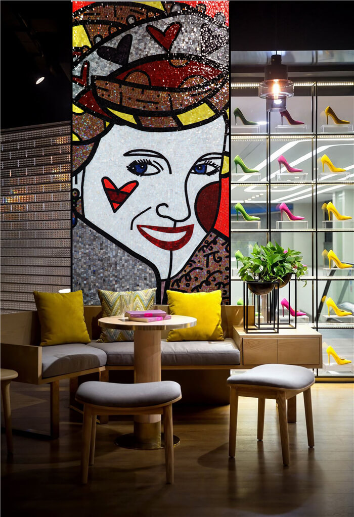 mosaic artwork for commercial use cateen fashion shop restaurant.jpg