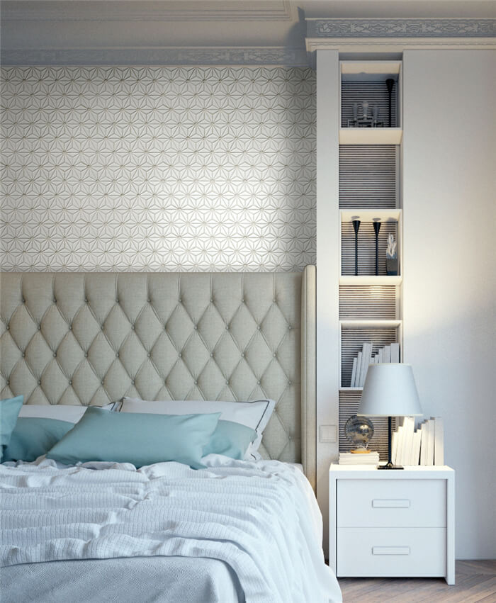 bedroom headboard wall decoration ceramic tile mosaic designs.jpg