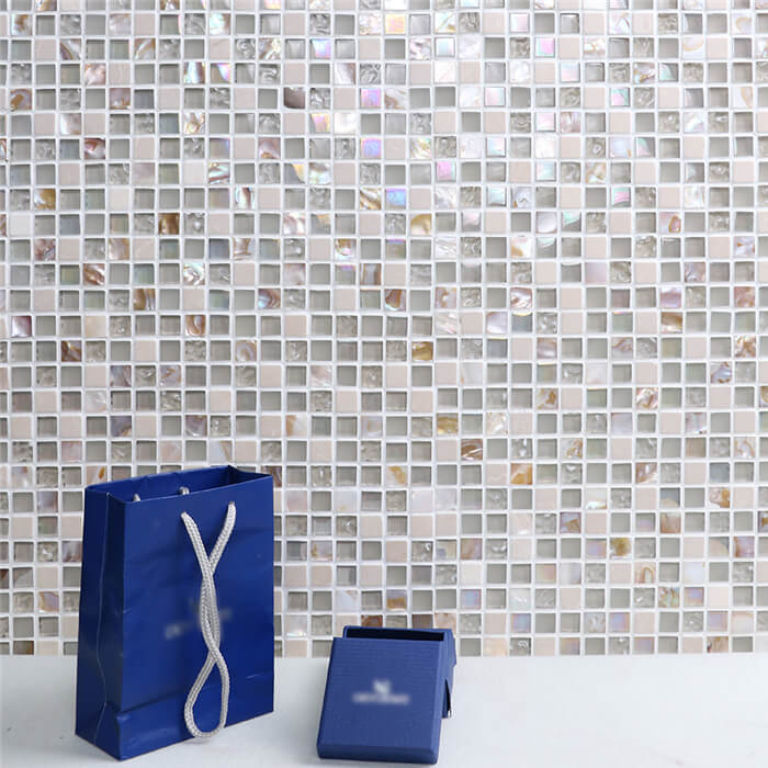 glass mother of pearl stone little square chip kitchen mosaic designs.jpg