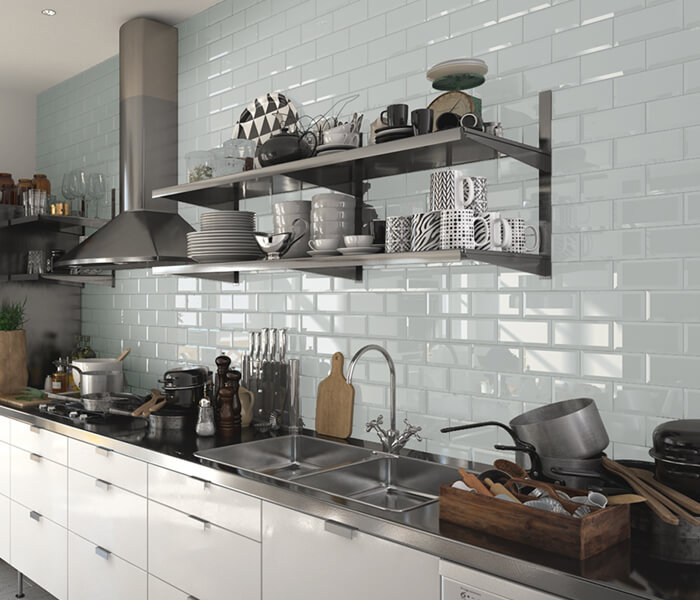 using glossy white glass subway tile for kitchen backsplash decoration.jpg