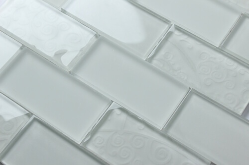 reflective surface white glass backsplash mosaic tile.jpg