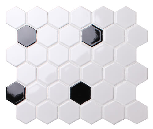 glossy glazed hexagon mosaic flooring for bathroom.jpg