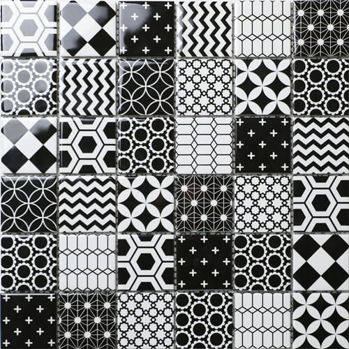 ink jet printing black white mosaic patterned tile.jpg