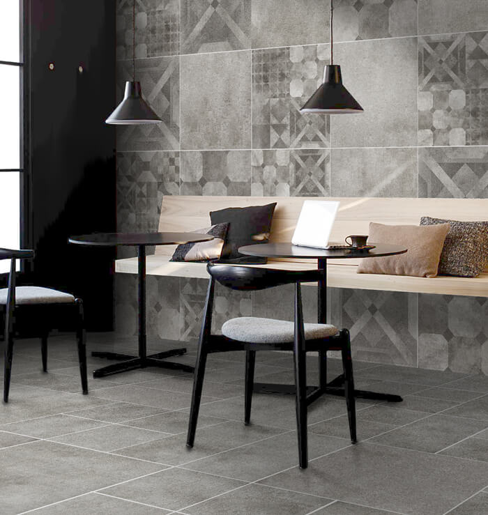 gray concrete look tile for restaurant flooring.jpg
