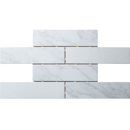 carrara porcelain subway tile CZM901B-B.jpg
