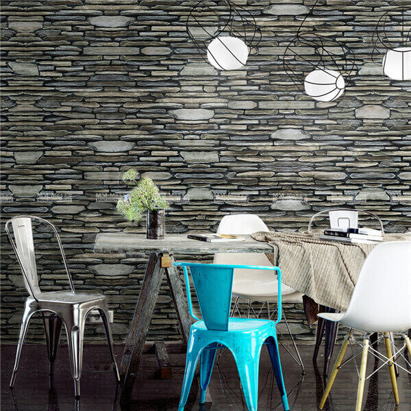 manufactured stone veneer give commercial place an artistic and natural touch feeling